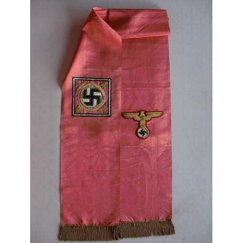 Führer Funeral Sash # 549