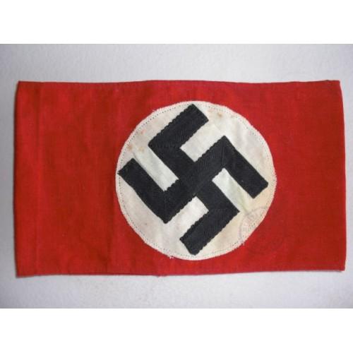 NSDAP armband # 584