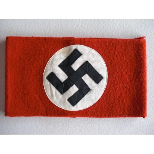 NSDAP armband # 586
