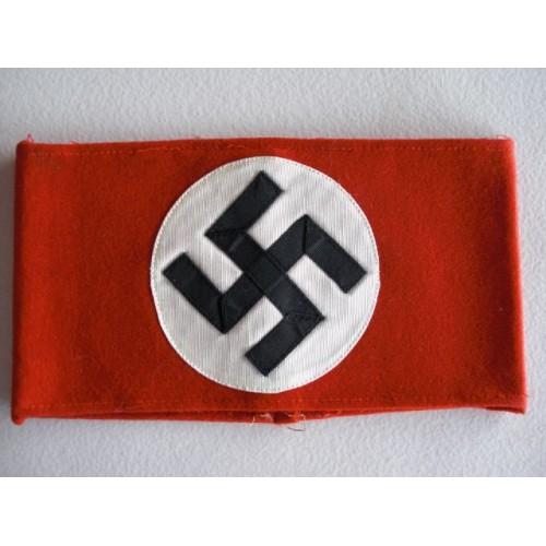 NSDAP armband # 588