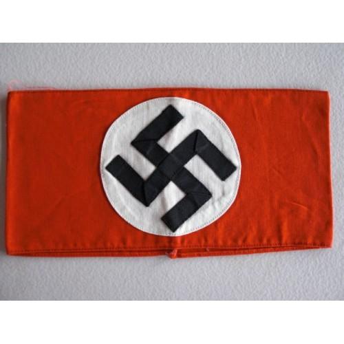 NSDAP armband # 589