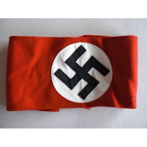 NSDAP armband # 590
