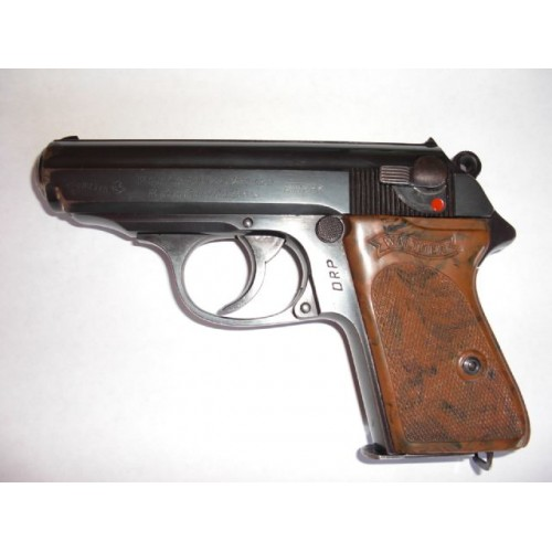 Walther DRP PPK  # 601