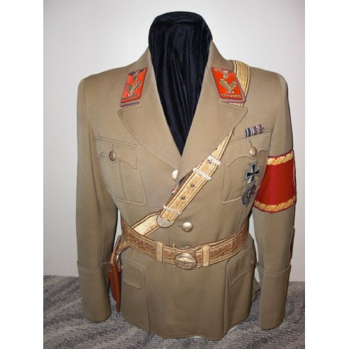 Gau Auslands Organisation Tunic # 605