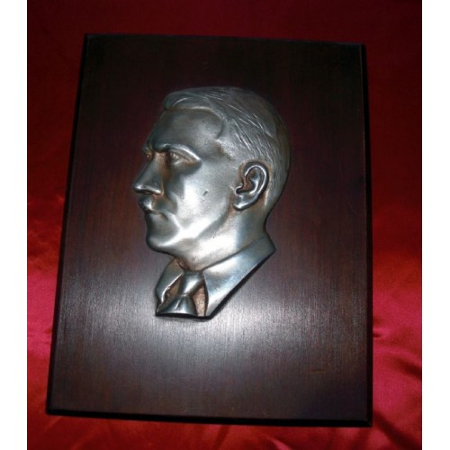 Adolf Hitler Plaque # 625