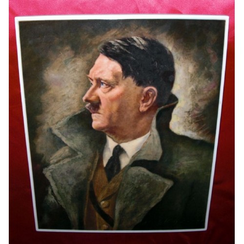 Rosenthal Adolf Hitler Plaque # 627