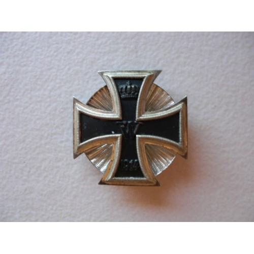 Iron Cross First Class # 639