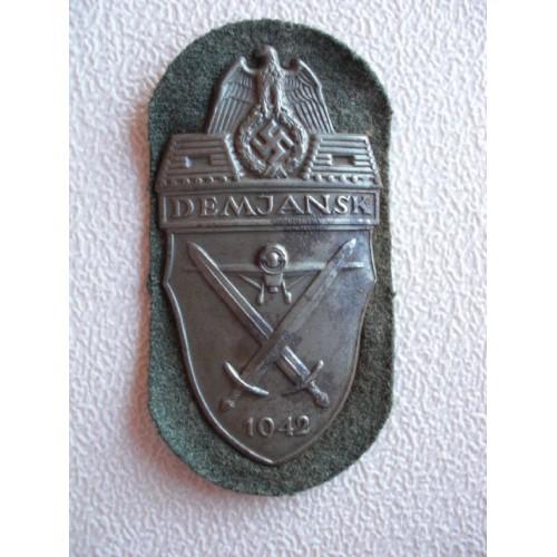 Demjansk Shield # 647