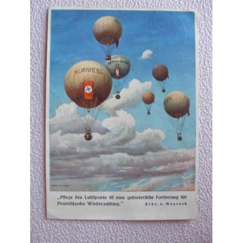 Gordon Bennett postcard # 650