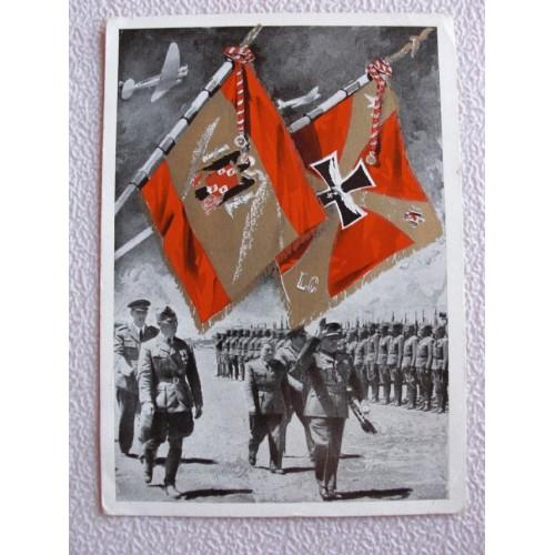 Legion Condor postcard # 668