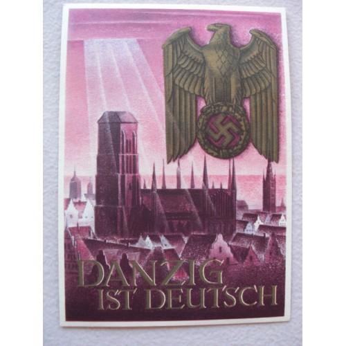 Danzig postcard # 680
