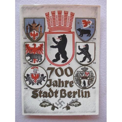 Berlin postcard # 681