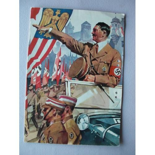 Deutsche Reichspost Telegram # 688