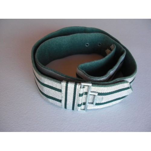 Army Officers Dress Belt # 695