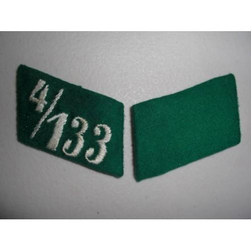 SA Collar Tabs # 712
