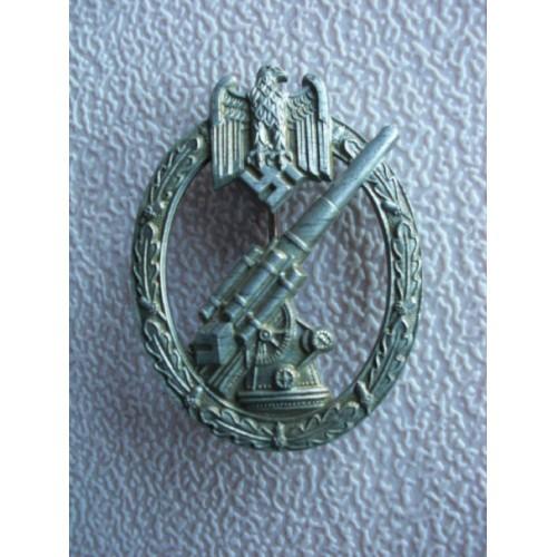 Army Flak Badge # 717