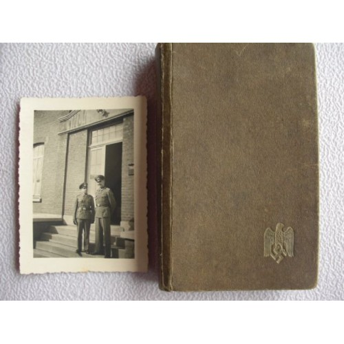 1943 Calendar Book # 732