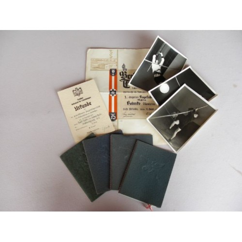 Sports Acheivement Grouping # 733