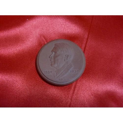 Hitler Medallion # 749