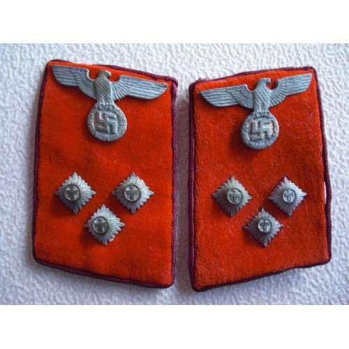 Gau Level Tabs 1939-1945 # 825