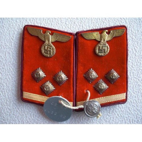 Gau Level Tabs 1939-1945 # 826