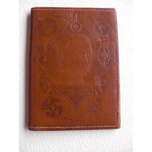 Leather Wallet # 890