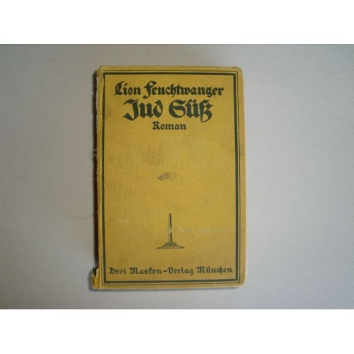 Jud Süß (Feuchtwanger novel) # 921