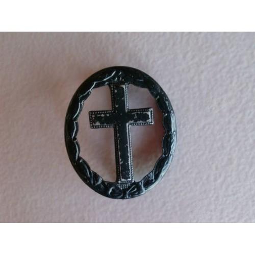 Chaplain's Badge # 951