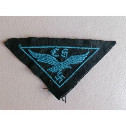 HJ Luftwaffe patch # 970