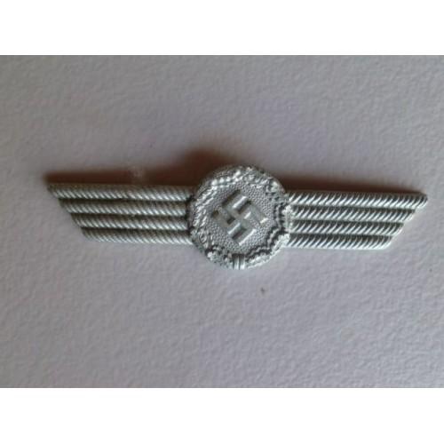Civilian Cap Badge # 971