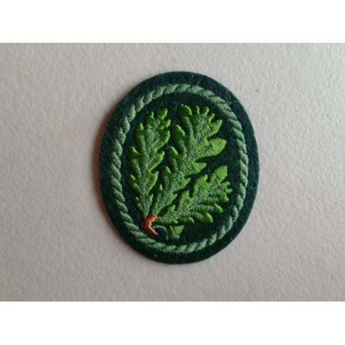 Jager Sleeve Patch # 979